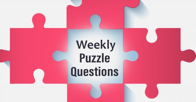 weekly puzzle