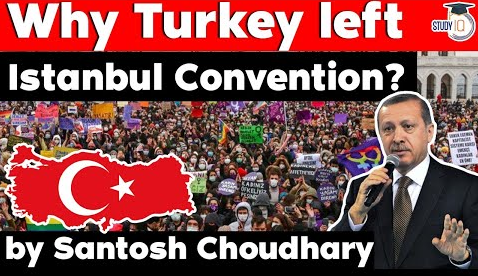 What Turkey left Istanbul Convention on violence against women